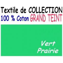 DRAP HOUSSE LONGUEUR  220 cm GRAND TEINT 100 % COTON  / 11 DIMENSIONS au choix / PRAIRIE