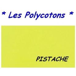 DRAP HOUSSE LONGUEUR  220 cm Bonnet 25 cm / 11 DIMENSIONS au choix / PISTACHE PC