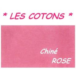 DRAP HOUSSE 2x70x190  LIT ARTICULE tête et pied relevable / Chiné ROSE