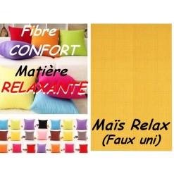 TAIE OREILLER 60x80 FIBRE CONFORT 71 fils/cm / MAIS RELAX