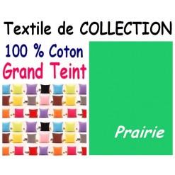 TAIE OREILLER 60x70 cm GRAND TEINT / PRAIRIE