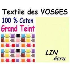 LA TAIE OREILLER 40x60 cm GRAND TEINT / LIN
