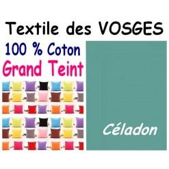 LA TAIE OREILLER 40x60 cm GRAND TEINT / CELADON