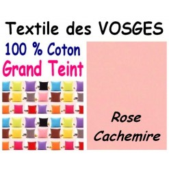 LA TAIE OREILLER 40x60 cm GRAND TEINT / CACHEMIRE