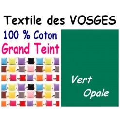 LA TAIE OREILLER 40x60 cm GRAND TEINT / VERT OPALE