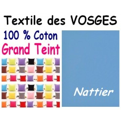 LA TAIE OREILLER 40x60 cm GRAND TEINT / NATTIER